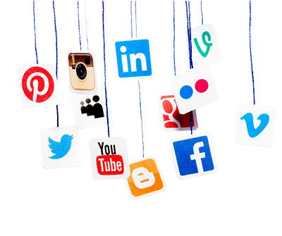 Social Media Integrations for your website