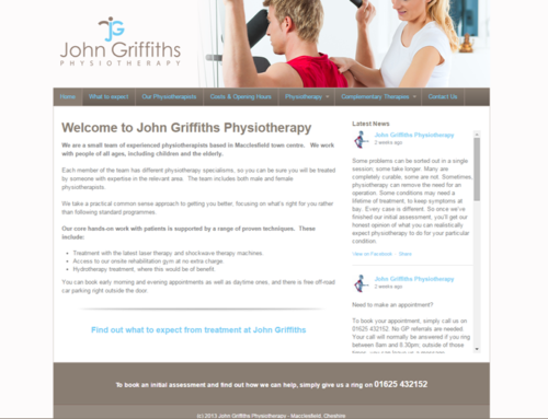 John Griffiths Physiotherapy