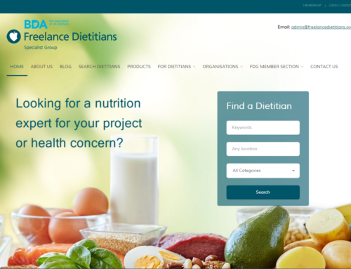 Freelance Dietitians Group: Register of Dietitians